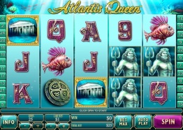 slot machine atlantis queen