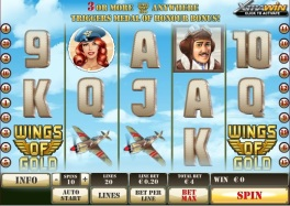 slot online wings of gold
