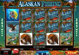 slot online alaskan fishing