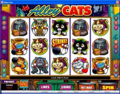 slot alley cats