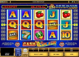slot cash splash