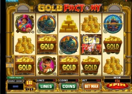 slot gold factory