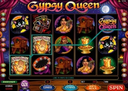 slot machine gypsy queen
