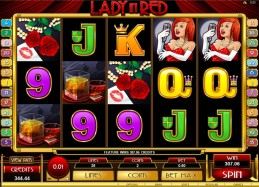 slot online lady in red