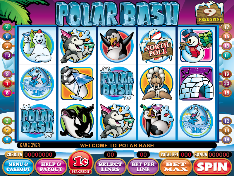 screenshot slot polar bash