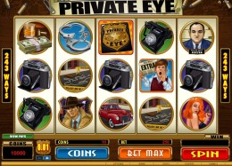 slot private eye
